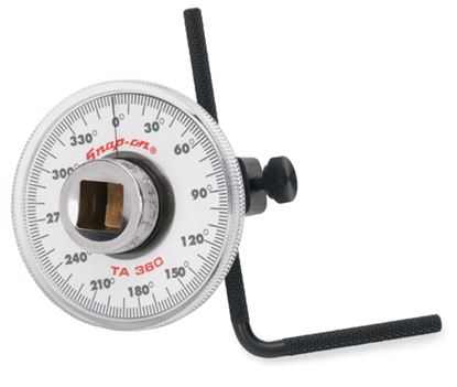 """Picture of TA360 1/2"""" Square Drive Torque Angle Gauge"""