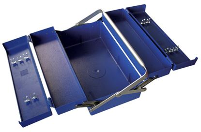 Picture of BLP1281.BLT-WO - Lightweight Aluminium 3Tier Cantilever Box With Tray