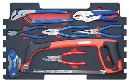 Picture of MOD.262SR43F - Plier and Cutting Set; 8Pc (for KMC Box)