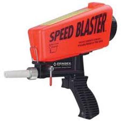 Picture of ZEN100R Speed Blaster, Red