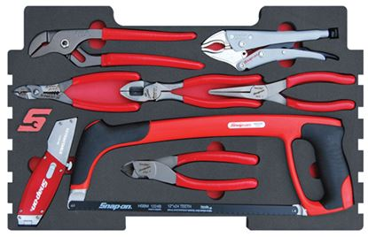 Picture of MOD.275SR43F Plier and Cutter Set 8pc for KMC All Weather Top Chest