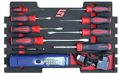 Picture of MOD.263SR43F Screwdriver Set 10pc for KMC All Weather Top Chest