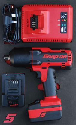 Picture of MOD.336SH42D - 18V Impact Gun Kit; 4Pc