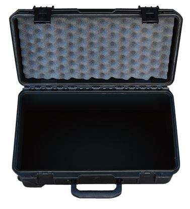 Picture of HIM250000000 - Robust HPX Polymer Airline Carry-on Case with Wheels
