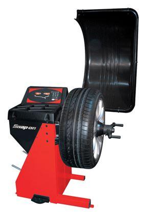 Picture of EEWB9400 (220V) Medium Volume Compact Semi-Automatic Wheel Balancer