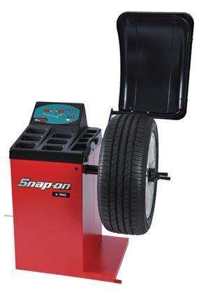 Picture of EEWB9110 (220V) Low Volume Wheel Balancer