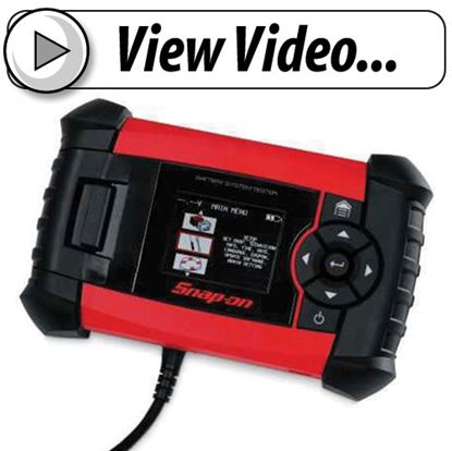 Picture of EECS750-V Advanced Battery System Tester Video
