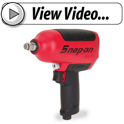Picture of Impact Gun MG725 Video