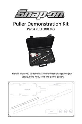Picture of Puller Demonstration Kit