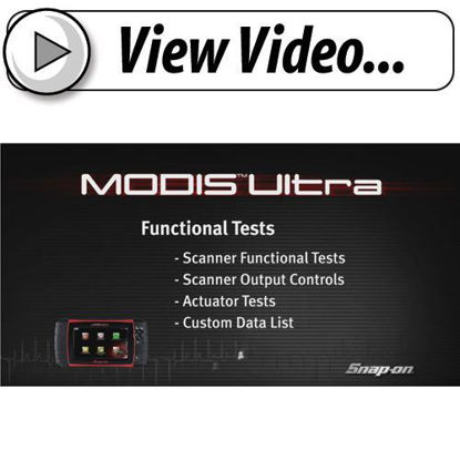 Picture of Functional Tests MODIS™ Ultra