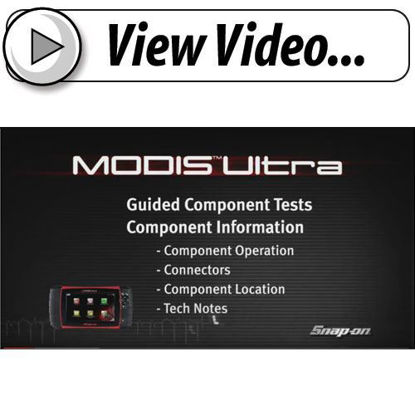 Picture of Guided Component Tests MODIS™ Ultra