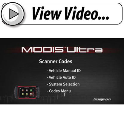 Picture of Scanner Codes MODIS™ Ultra