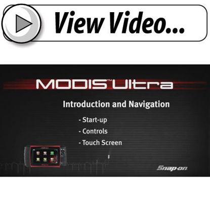 Picture of Setup & Controls MODIS™ Ultra