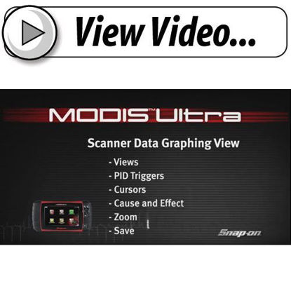 Picture of Graphing View MODIS™ Ultra