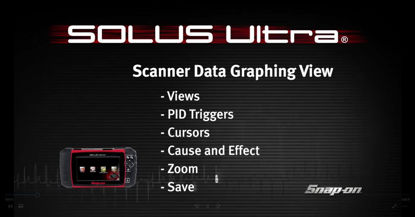 Picture of Graphing View SOLUS Ultra™