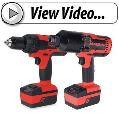 Picture of CDREU8850&CTEU8850-V Drill & Impact Video