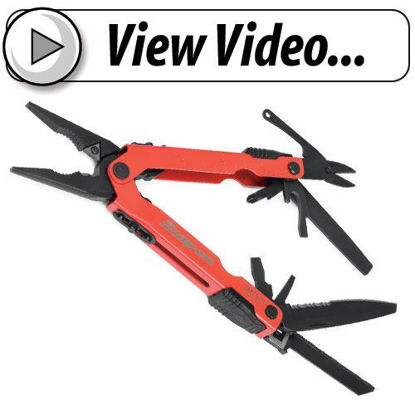 Picture of SMT97R-V One-Hand Multi Tool Video