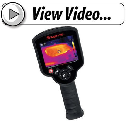 Picture of EETH300-EU-V Diagnostic Thermal Imager