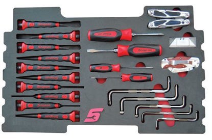 Picture of MOD.478SR43F 21pc Screwdriver & Punch Set Plus for KMC All Weather Top Chest