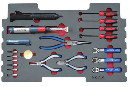 Picture of MOD.473SR43F 16pc Utility Tool Set for KMC All Weather Top Chest
