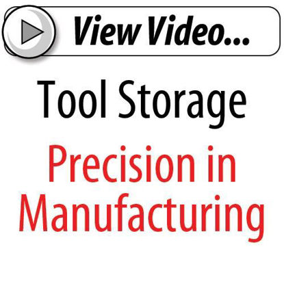 Picture of Precision in Manufacture Tool Storage