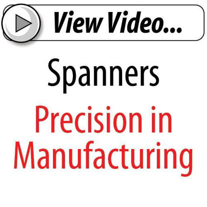 Picture of Precision in Manufacture Spanners
