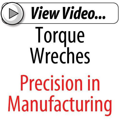 Picture of Precision in Manufacture Torque Wrenches