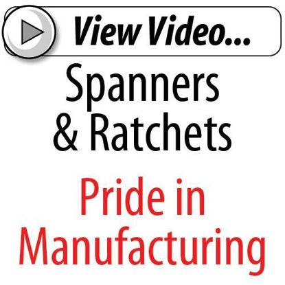 Picture of Pride in Manufacture Spanners and Ratchets