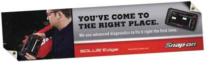 Picture of EAZ0083L08A Solus Edge Banner