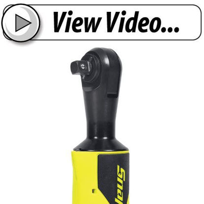 Picture of CTREU761-V Microlithium Cordless Ratchet