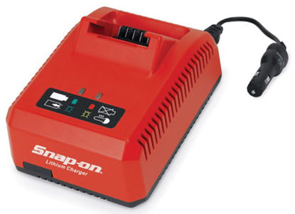 Picture of CTC728 - 18V Lithium Ion Mobile Battery Charger (Red)