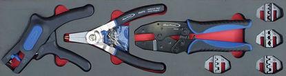 Picture of MOD.752SH45S - Pliers Set; 3Pc