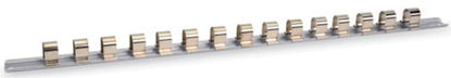 """Picture of A270A 1/2"""" Skt Rail with 15 Clips, 425mm"""