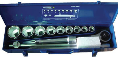 """Picture of ETRM713MBA 3/4"""" Drive Socket Set 22-50mm"""