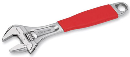 """Picture of FADH10B 10"""" Adj Wrench FDP Cushion Handle"""