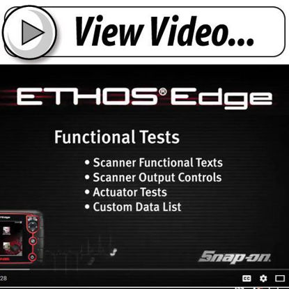 Picture of Ethos Edge Functional Tests