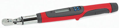 """Picture of TECH1FR240 1/4"""" Drive Torque Wrench Electronic Techwrench Flex Ratchet"""