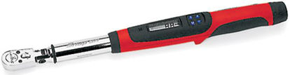 Picture of TECH2FR100 Torque Wrench Electronic Techwrench Flex Ratchet 5 to 100 ft. lbs. 3/8 in. drive