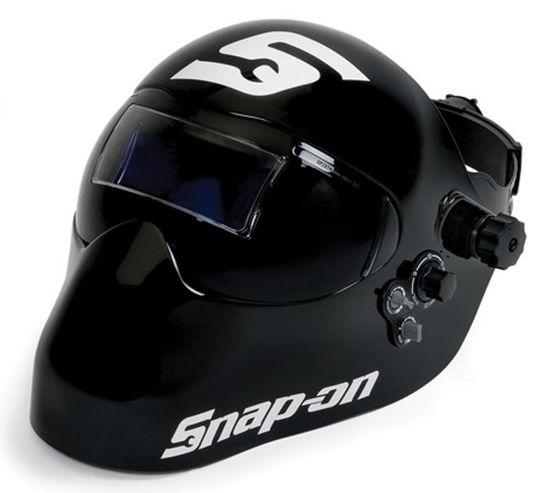 Picture of EFPBLACKICE Black Ice Helmet Welding Auto Darkening Adjustable with Grind feature