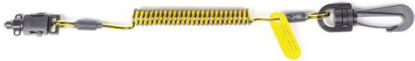 Picture of PYT1500059-EA Clip/Clip Coil Tether-Each