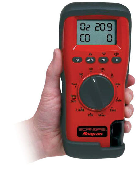 Picture of HHGA5CP Kit Hand Held Gas Analyzer (5 Gas)