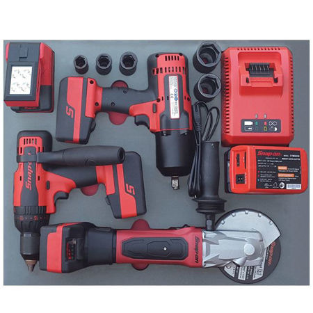 Picture for category Cordless 18V