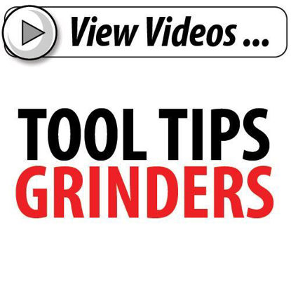Picture of Snap-on Tool Tips - Grinders Video