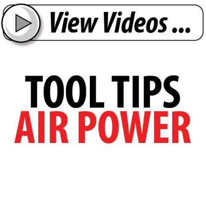 Picture of Snap-on Tool Tips - Increased Air Power