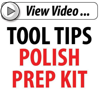 Picture of Snap-on Polish Prep Kit Video