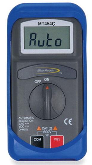Picture of MT454C - Auto Ranging Multi-Meter