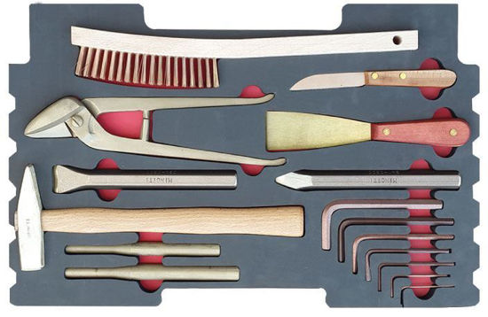 Picture of MOD.1303SR43F Utility Tool Set 16pc