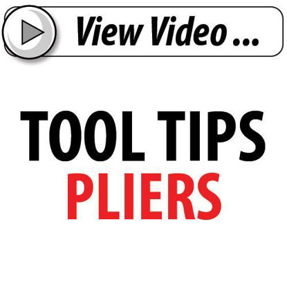 Picture of Tool Tips Pliers
