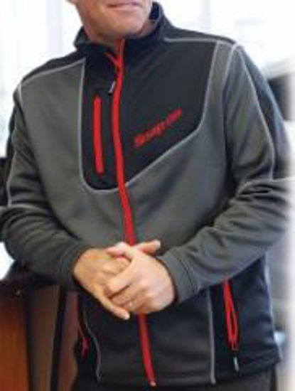 Picture of CSN01-3606-2XL Jacket Lethal III Blk/Red-2XL