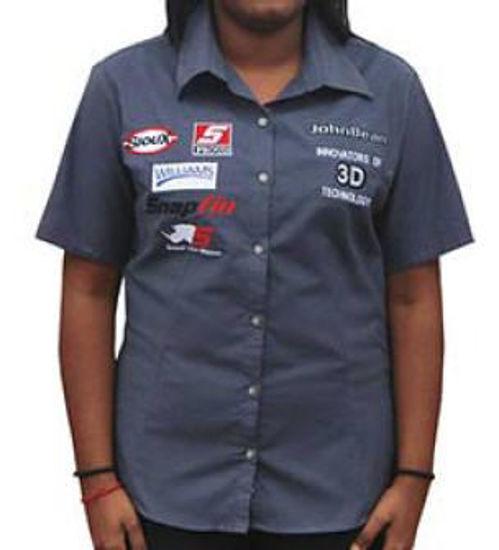 Picture of SHIRTF15JB-XL - Shirt Ladies logoJB-Xl